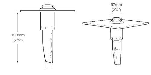 Whale - Håndbruser til dæksbrug fra Whale - Twist