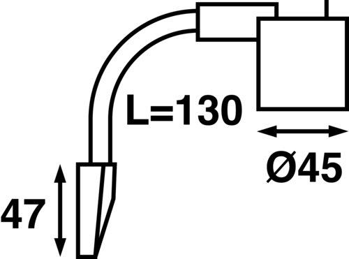 Båtsystem - Kartlampa Kurs SMD LED