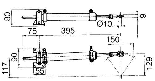 Lecomble & Schmitt - Hydraulisk styring LS27