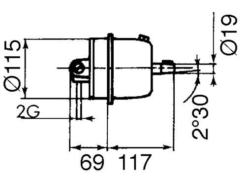 Lecomble & Schmitt - Hydraulstyrning LS75P