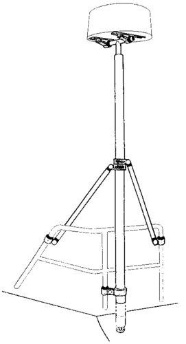 Noa  - Radarmast 50 mm