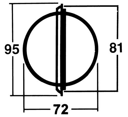 Silva - Silva 70P Skottkompass