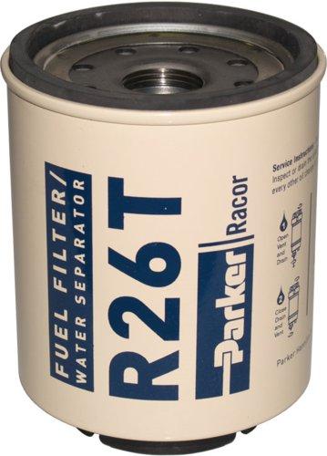 - Brændstofsfilter Racor R26T