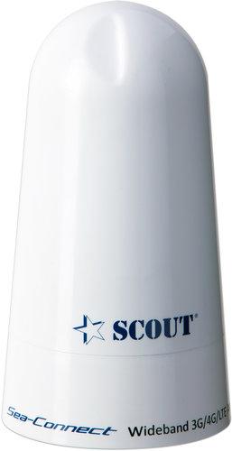Scout - Bredbåndsantenne Sea-Connect