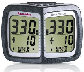 RayMarine - Micronet race master Tacktickdisplay