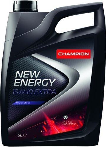 Champion - Champion New Energy 15W-40 VDS3
