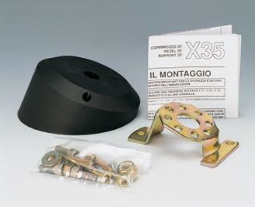 Ultraflex - Ultraflex Monteringskåpa X35 för styrväxel