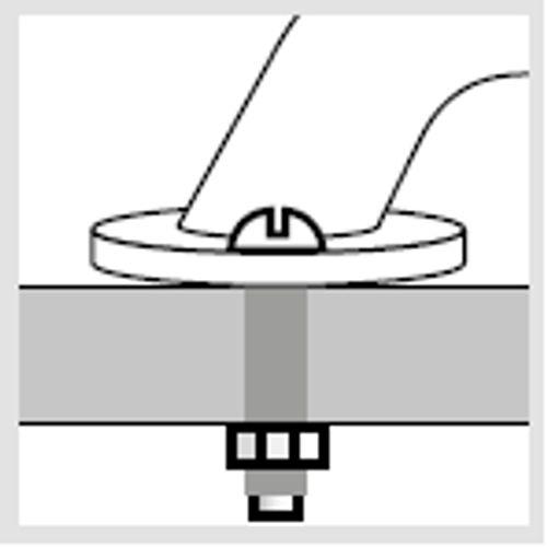 Båtsystem - Grabbräcke GRS utv bult