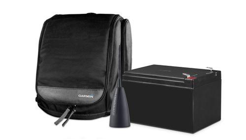 Garmin - Garmin Striker Plus 4 Bärbart Isfiskekit med DualBeam-Givare