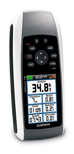 Garmin - Garmin GPSMAP® 78, Worldwide
