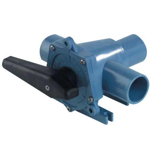 Whale - T-ventil