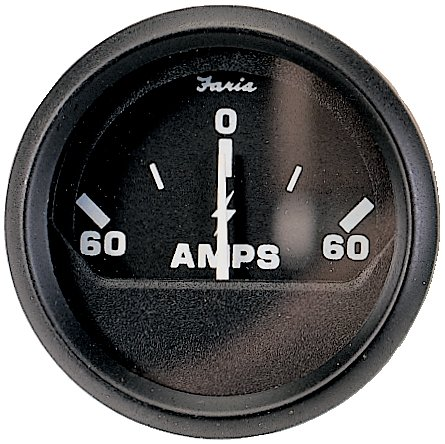 Faria - Amperemetermåler fra Faria