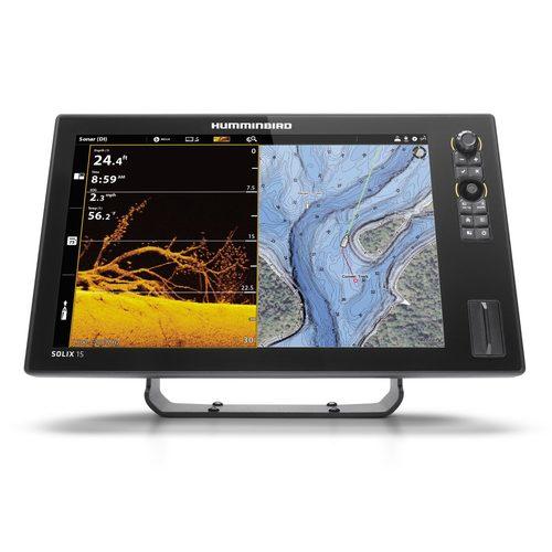 Humminbird - Solix 15 CHIRP MDI+ GPS G2 CHO