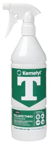 Kemetyl - T-Grön