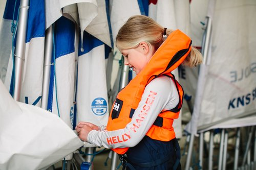 Helly Hansen - Barnflytväst Kid Safe+ Helly Hansen