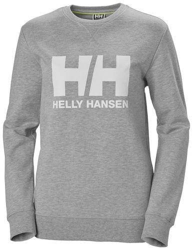 Helly Hansen - Helly Hansen Sweatshirt Dam CREW Grå