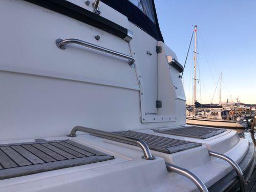 Båtsystem - Kaide, ruostumatonta terästä