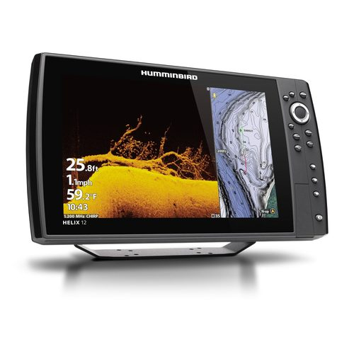 Humminbird - Helix 12 CHIRP MDI+ GPS G3N