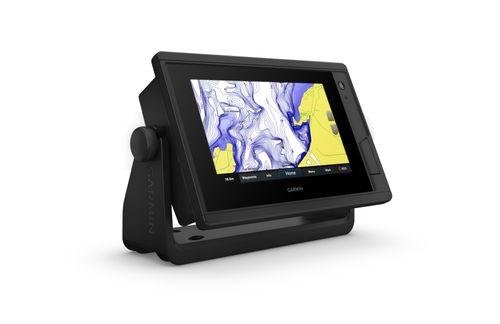Garmin - Garmin GPSMAP™ 722xs Plus kartplotter