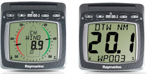 Raymarine - Trådløse cruising instrumenter fra Raymarine