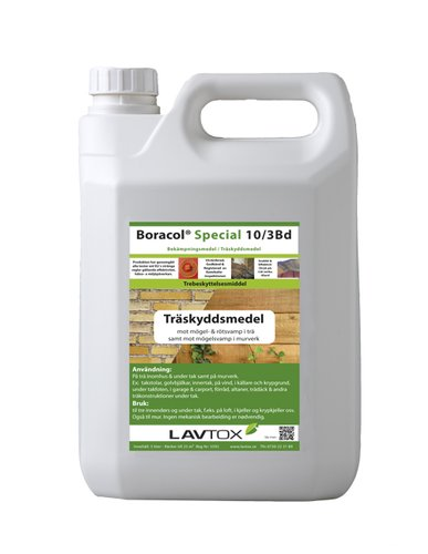 - Boracol Fungicid