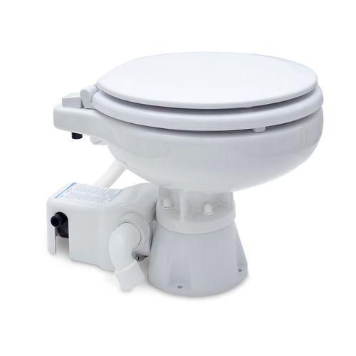 Albin Pump Marine - Elektrisk toalett EVO compact låg modell