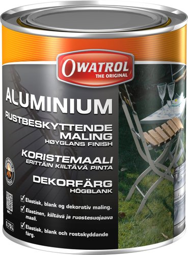 Owatrol - Owatrol Aluminium