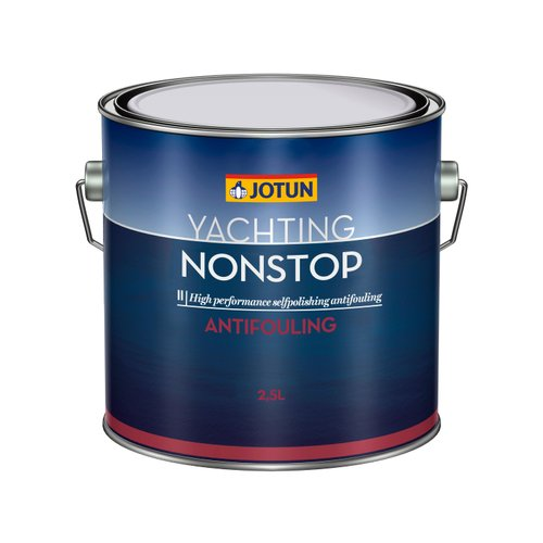 Jotun - Jotun Nonstop II, Selvpolerende bunnstoff