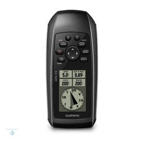 Garmin - Garmin GPS 73 Håndholdt Navigator  2,6
