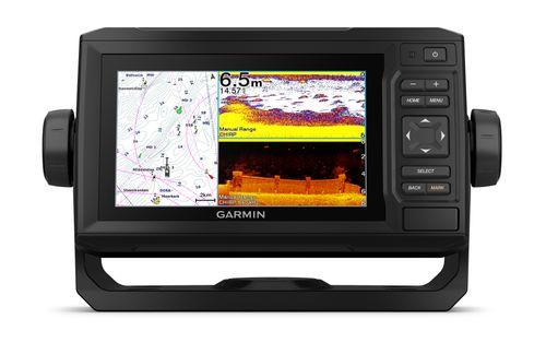 Garmin - Garmin Plotter, ECHOMAP™ UHD 62cv med GT24-TM-givare