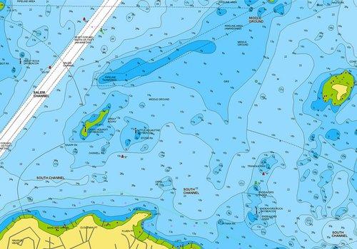 Navionics - Sjökort Navionics+ uppdateringskort