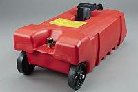 Scepter - DuraMax, 53L polttoainekanisteri letkulla