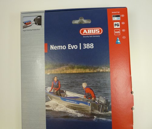 Abus - Motorlås Nemo Evo 388