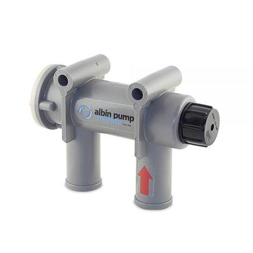 Albin Pump Marine - Vakuumventil med 19 mm (3/4