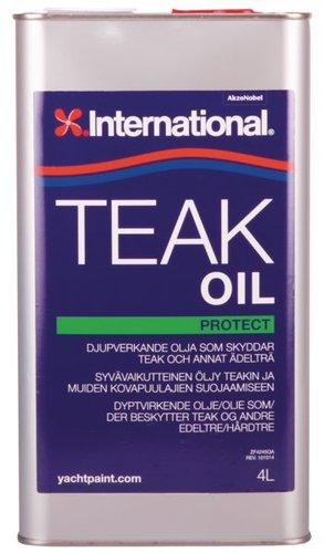 International - Teak Oil