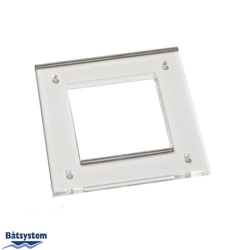 Båtsystem - Prismaram för Square 80, transparent
