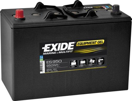 Exide/tudor - Exide Equipment batteri, GEL