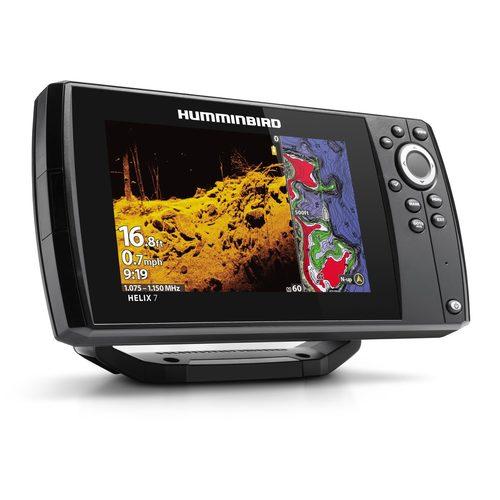 Humminbird - Humminbird HELIX 7 CHIRP MEGA SI GPS G3N Ekkolod