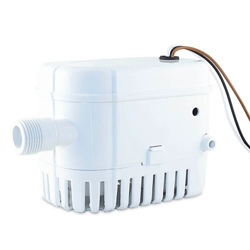 Albin Pump Marine - Elektrisk lænsepumpe, Albin Pump