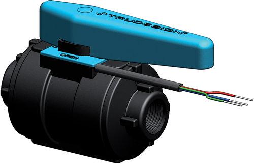 Tru-design - Elektrisk kugleventil