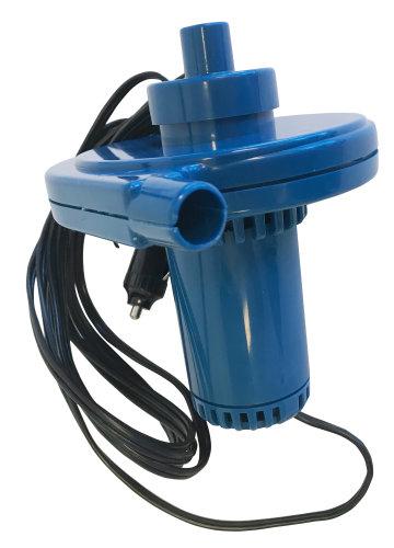 - Elektrisk pumpe, 12V