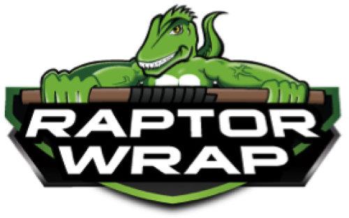 RaptorWrap - Glasfiberarmeret lærredstape