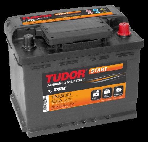 Exide/tudor - Tudor Marin Start batterier