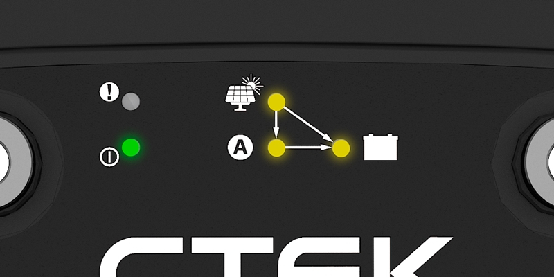 Ctek DCDC lader D250SE Batteriladere