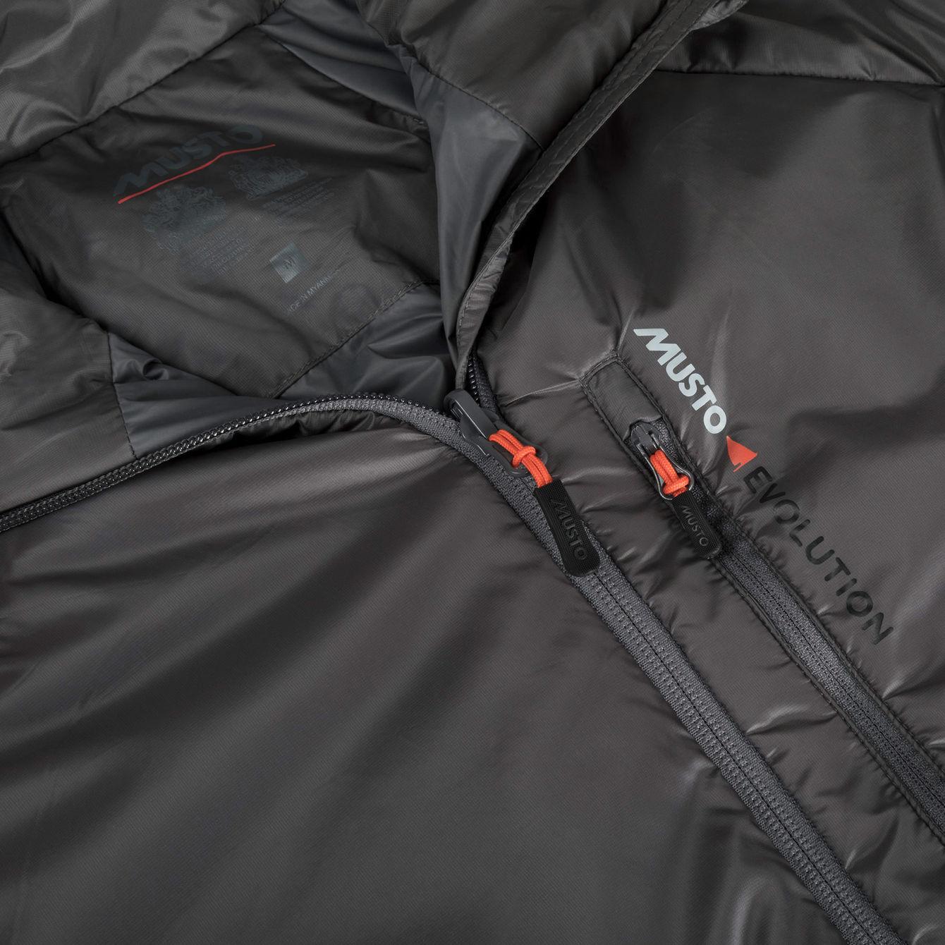 Musto Primaloft jakke Evolution XVR, dame Tekniske sjøklær