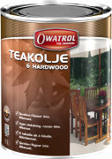 Owatrol Teak-olje