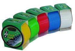 Gaffatape i 8 farver
