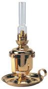 Bord- og vegg parafinlampe